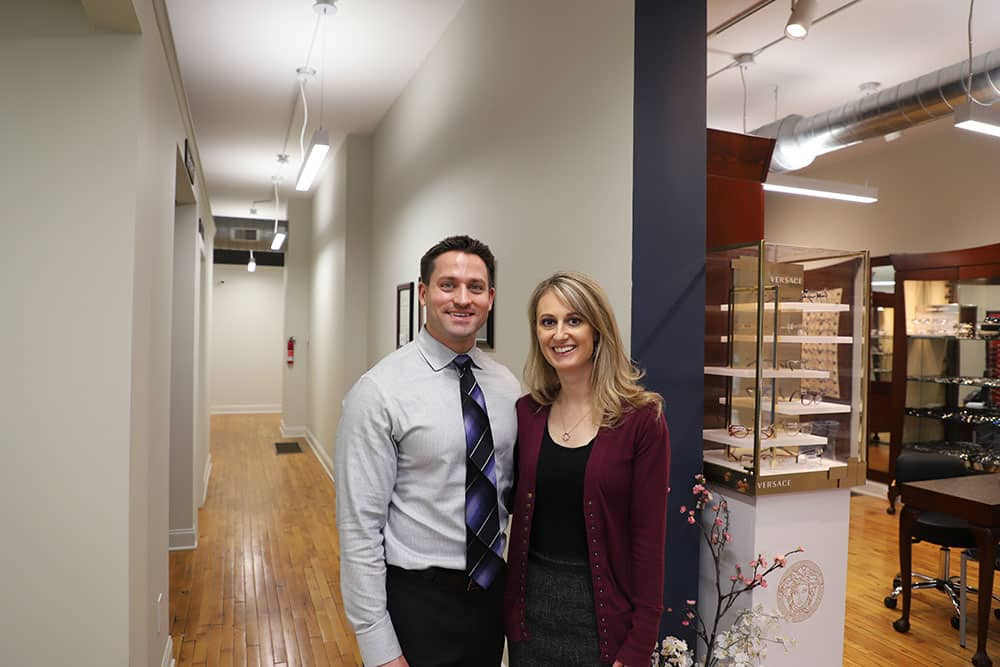 Welcome to Breslow Eye Care
