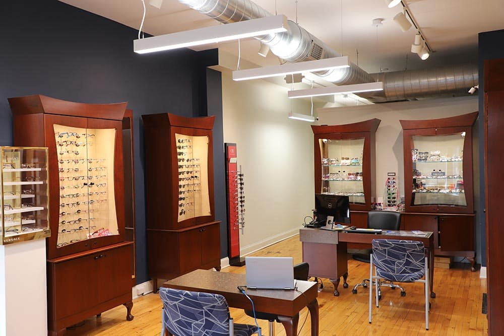 New Eye Doctor Office Space in Bexley