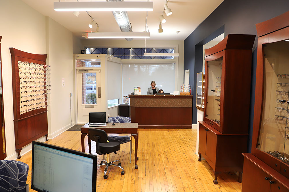 Eye Care New Office Space